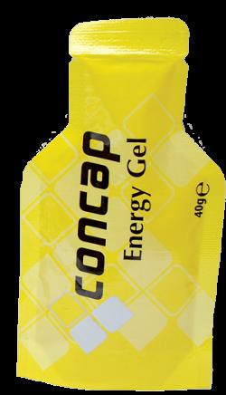 Concap Energy Gel - Cola - 40 gram (THT 31-3-2020)