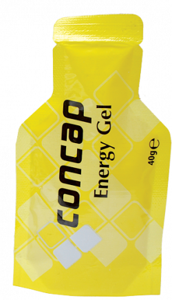 Concap Energy Gel - Peach - 40 gram (THT 31-1-2020)