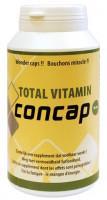 Aanbieding Concap Total Vitamin - 120 capsules