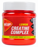 Aanbieding WCUP Creatine Complex - 500 gram (THT 30-11-2021)