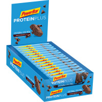 PowerBar Protein Plus Low Sugar Bar - 30 x 35 gram
