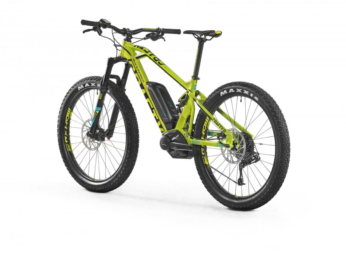 Mondraker 2017 E Crafty R E Bikes All Mountain 2017