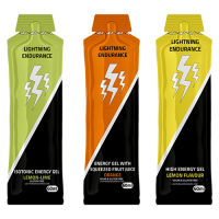 Aanbieding Lightning Energy Gel - 10 x 60 ml