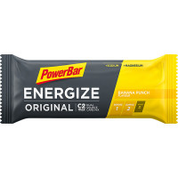 Aanbieding PowerBar Energize Bar - Banana/Punch - 55 gram (THT 31-3-2021)