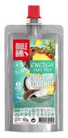 MuleBar Fruit Pulp Pouch - 1 x 65 gram