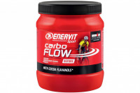 Aanbieding Enervit Carbo Flow - 400 gram (THT 22-11-2021)