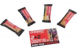 Enervit Competition Bar Variety Pack - 30 gram - 2 + 2 gratis