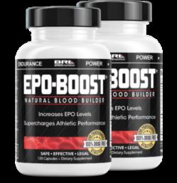 BRL Epo-Boost - 120 capsules (2 pack)