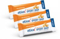 Etixx Recovery Sport Bar - Caramel - 2 + 1 gratis (THT 31-10-2019)