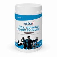 Aanbieding Etixx Full Training Complex Shake - Chocolate - 1000 gram (THT 29-2-2020)