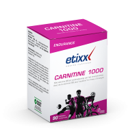Etixx Carnitine 1000 - 90 tabletten (THT 28-2-2019)