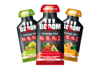 Proefpakket BOOOM Energy Fruit Gel met 6 energiegels