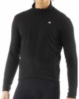 Giordana Fusion Fietsshirt Lange Mouw - Zwart