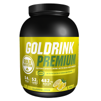 GoldNutrition Gold Drink Premium - 750 gram