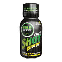 GoldNutrition One Shot Energy - 20 x 60 ml