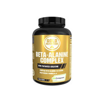 GoldNutrition Beta Alanine Complex - 120 vcaps