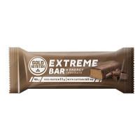 GoldNutrition Extreme Bar - Chocolate - 46 gram - 3 + 1 gratis