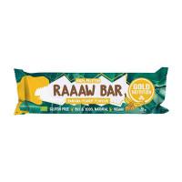 GoldNutrition RAAAW Bar - Bio & 100% Natural - 1 x 35 gram