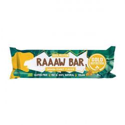 GoldNutrition RAAAW Bar - Bio & 100% Natural - 35 gram - 3 + 1 gratis