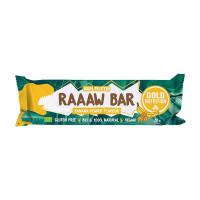 GoldNutrition RAAAW Bar - Bio & 100% Natural - 24 x 35 gram