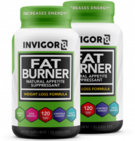 BRL INVIGOR8 Fat Burner - 120 capsules (2 pack)
