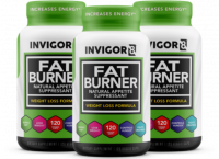 BRL INVIGOR8 Fat Burner - 120 capsules (3 pack)