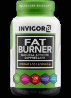 Aanbieding INVIGOR8 Fat Burner - 120 capsules (THT 31-3-2021)