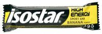 Aanbieding Isostar High Energy Bar - Banana - 40 gram