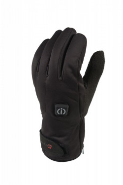 Klan-e Electric Heated Unix Glove - Zwart