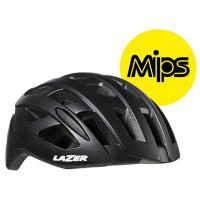 Lazer Tonic Helm MIPS - Mat Zwart