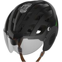 Lazer Anverz E-Bike Helm - Mat Zwart