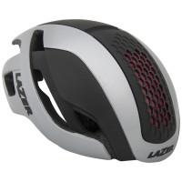 Lazer Bullet Helm - Mat Zwart/Zilver