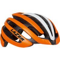 Lazer Z1 Helm - Mat Fluor Oranje/Wit