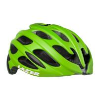 Lazer Blade Helm - Fluor Green Mat Zwart Camo