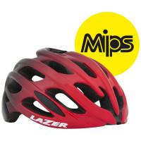 Lazer Blade Helm MIPS - Rood/Zwart