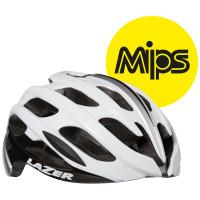 Lazer Blade Helm MIPS - Wit Zilver