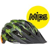 Lazer Magma Helm MIPS - Mat Camo/Fluor Oranje