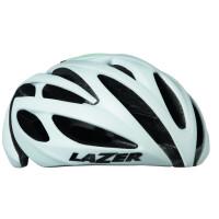 Lazer O2 Helm - Mat Wit