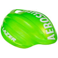 Lazer Z1 Aeroshell - Fluor Groen