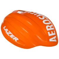 Lazer Z1 Aeroshell - Fluor Oranje