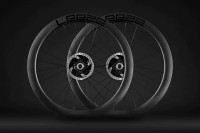 LEEZE CC38 Disc BASIC Black Decals