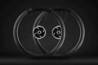 LEEZE CC50 Disc BASIC Black Decals