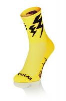 Lightning Socks - Classic Yellow - Geel