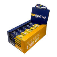 Aanbieding Maxim Energy Bar - 25 x 55 gram