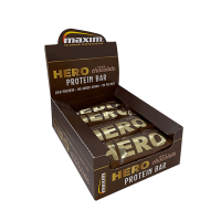 Maxim Protein Bar HERO - Triple Chocolate - 12 x 57 gram