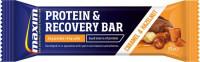 Maxim Recovery Bar - Caramel & Hazelnut - 55 gram (THT 25-10-2018)