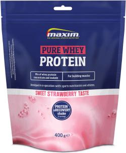 Maxim Protein & Recovery Shake - 400 gram