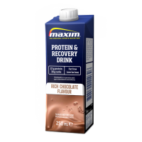 Aanbieding Maxim Recovery Drink - Ready to Drink - Chocolate - 250 ml