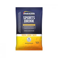 Maxim Sports Drink - Fresh Lemon - 1 x 60 gram