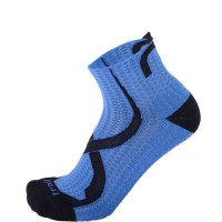 Mico Trail Run Socks Light Weight Argento XT2 - Blauw